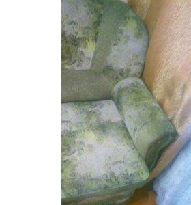 Кресло раздвежное спальное