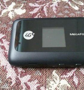Wi-fi модем 4G мегафон
