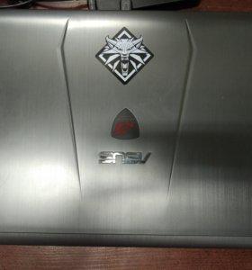 Ноутбук ASUS ROG