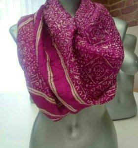 Новый платок из 100 шелка