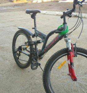 Велосипед STINGER Highlander SX150