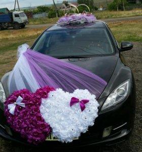 Прокат авто на свадьбу и встречь из род.дома
