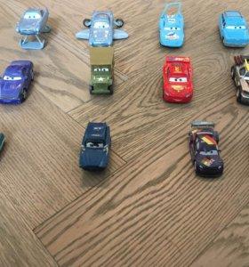 """Машинки из мульфильма """"Тачки"""""""