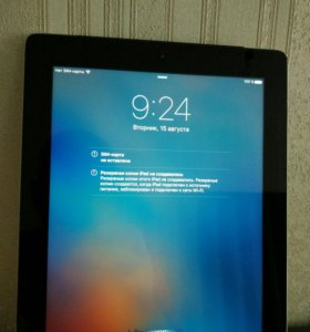 iPad 3 64 Gb WiFi 3G