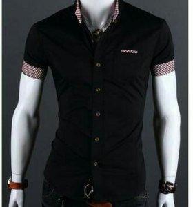 Новую мужскую рубашку