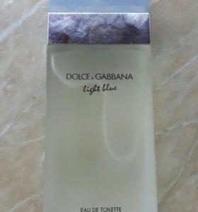 Продам тестер DOLCE&GABBANA