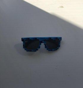 Солнцезащитные очки Minecraft