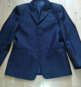 Школьный пиджак на 12 лет