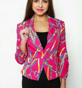 Новые женские пиджаки жакеты 3 цвета