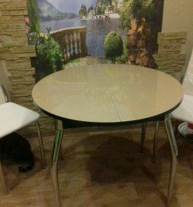 Стол и 4 стула от Арт