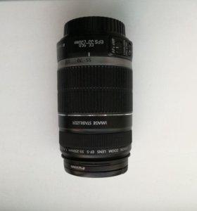 Объектив Canon EF-S 55−250mm 4−5.6 IS