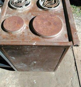 Плита варочная электрическая