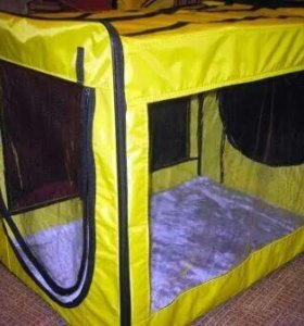 Выстовочная переносная палатка