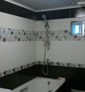 Ванные комнаты под ключ