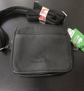 Мужская мини сумочка