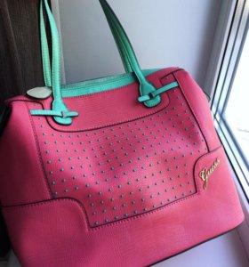 новая сумка guess оригинал