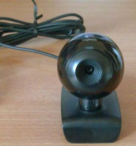 Logitech Webcam C120 веб камера