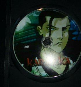 Диск игры (Karateka)