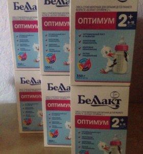 Смесь молочная Беллакт 2