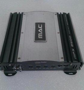 Mac Audio MPX2500