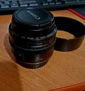 Canon 35mm 2.0
