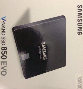 Samsung V-Nand ssd 850 evo 500gb