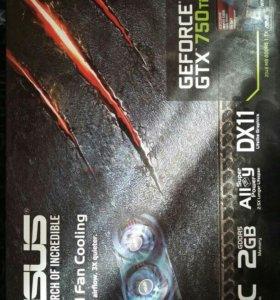 Asus Geforce gtx 750TI/Asus geforce gt 730 silent