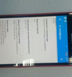Телефон Sony m4