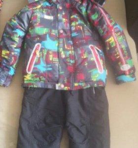 Зимняя куртка со штанами