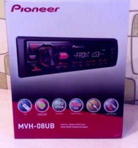 Pioneer MVH 08 UB