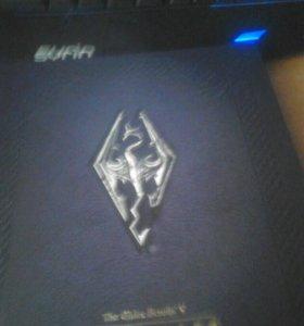 Книга Skyrim