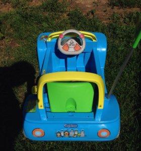 Электромобиль peg perego go buggy go!