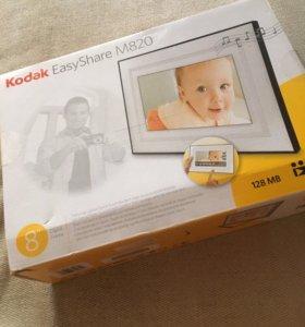 Цифровая фоторамка Kodak EasyShare M820