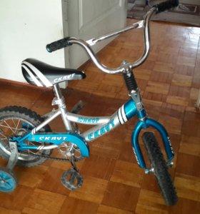 Велосипед до 5лет продам.