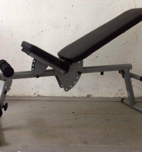 Скамья для силовых тренировок Kettler Torso.