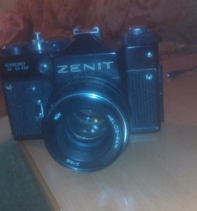 Zenit TTL-made in ussr