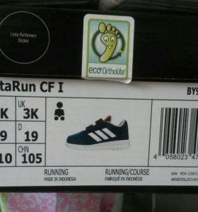 Детские кроссовки ADIDAS AltaRun CF I