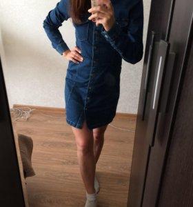 Платье bershka р-р 42
