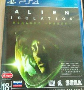 Видеоигра для PS4 Медиа Alien Isolation.Ripley Edi