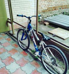 Велосипед скоростной трюковой возможен обмен на ги