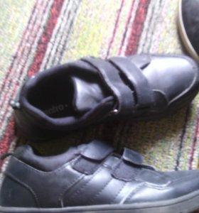 Туфли муж бу 35размер