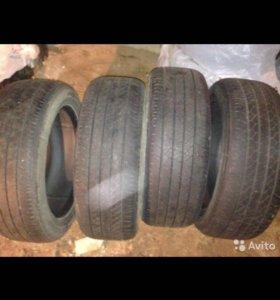 Летние шины Dunlop sp sport 235 55 R18