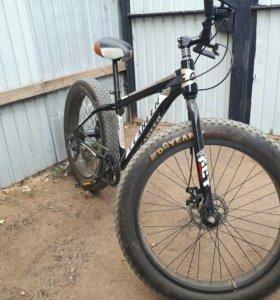 Продам спортивный велосипед недорого