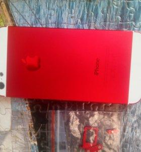 Корпус. Iphone 5.red