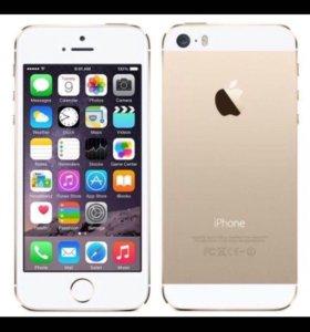 Продаю айфон 5s 16gb gold