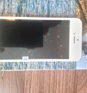 Дисплей, матрица+тачскрин iphone 5