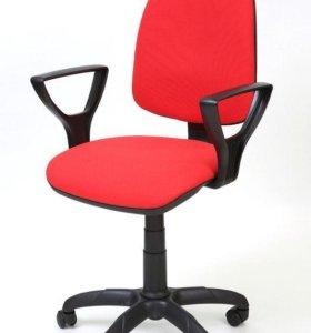 компьютерное кресло престиж красное