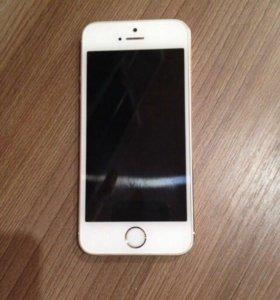 Продаю Iphone 5s 16gb Gold