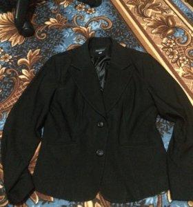 Школьная форма(пиджак+юбка)