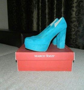 Продам туфли Marco Tozzi,размер 38